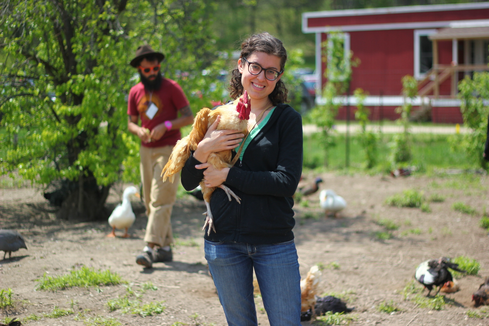 Life Lessons I've Learned Volunteering at an Animal Sanctuary