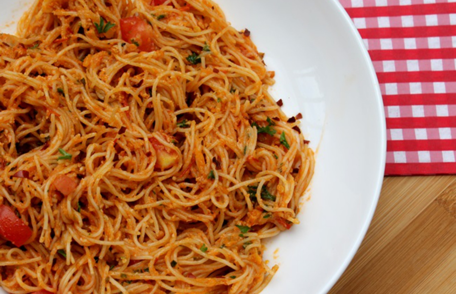 Twenty Minute Homestyle Marinara