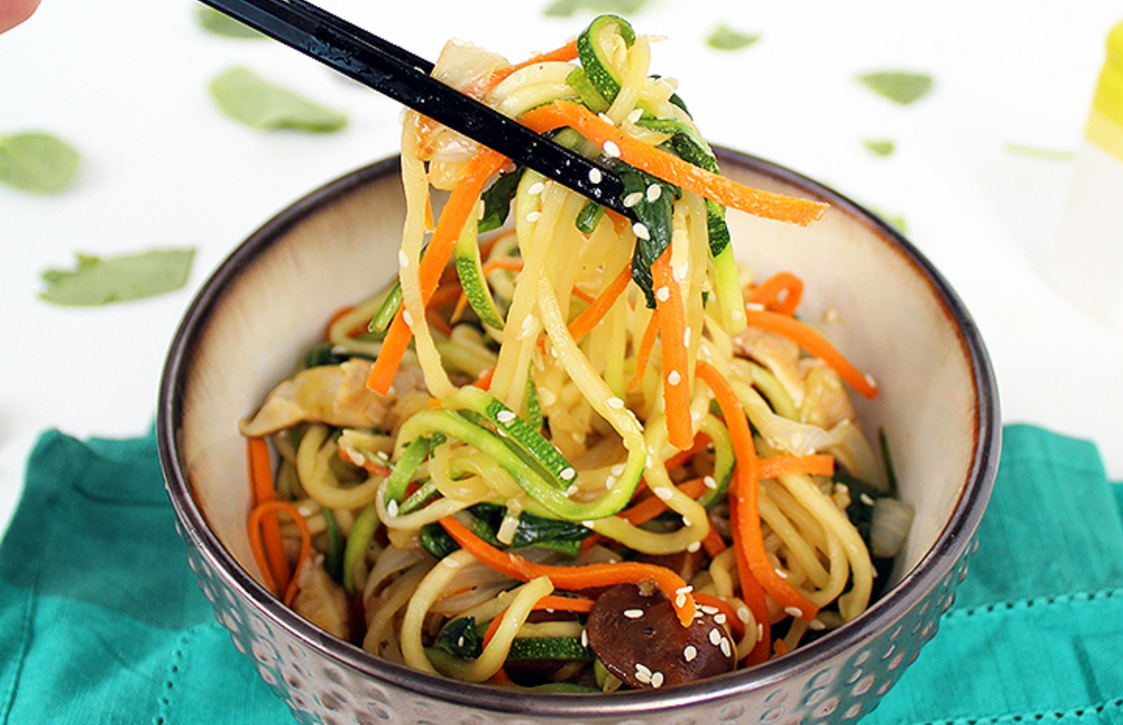 How to Turn Any Vegetable or Fruit Into a Grain-Free Noodle and the Best Ones for the Job