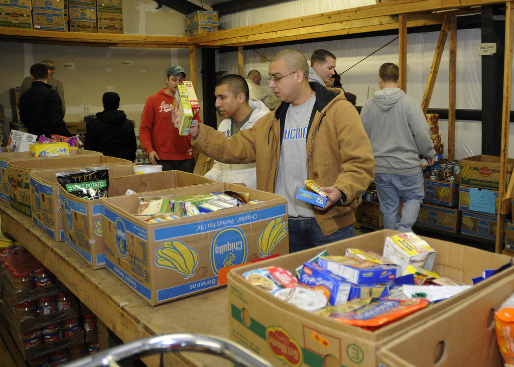5 Ways to Fight Hunger in Your Community