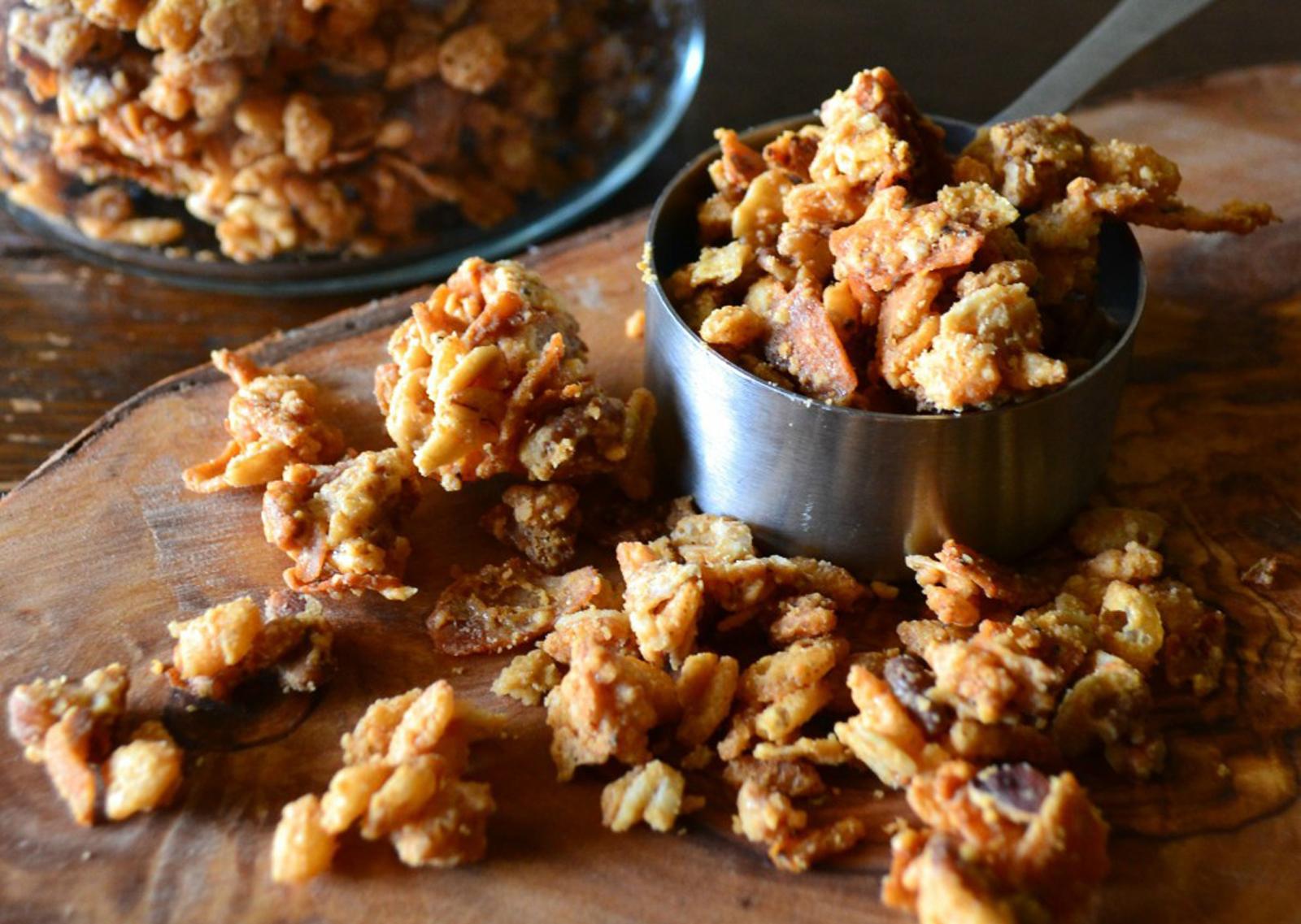 DIY Granola - Easy and Healthy!