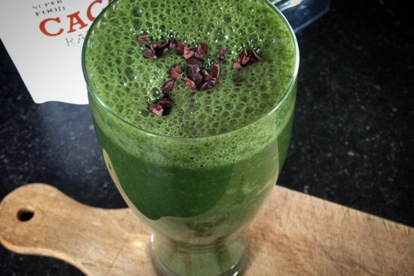 The Ultimate Spirulina Smoothie