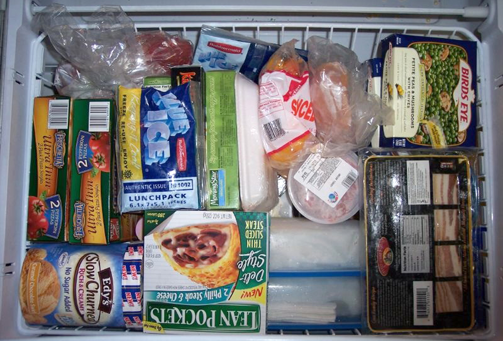 Frozen Food Items You Should Stop Buying (And How to Make Alternatives)