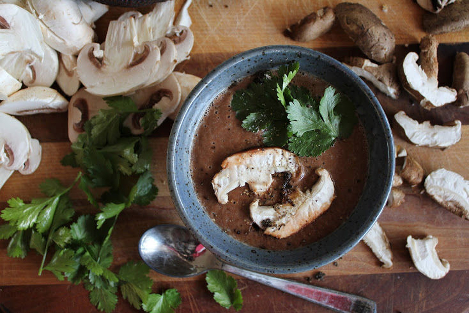 10 Delicious Ways to Cook with Mushrooms