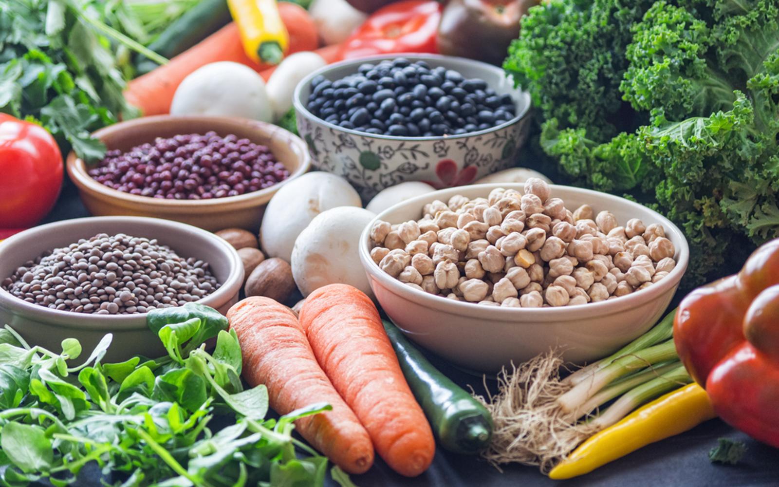 calcium with a vegan diet