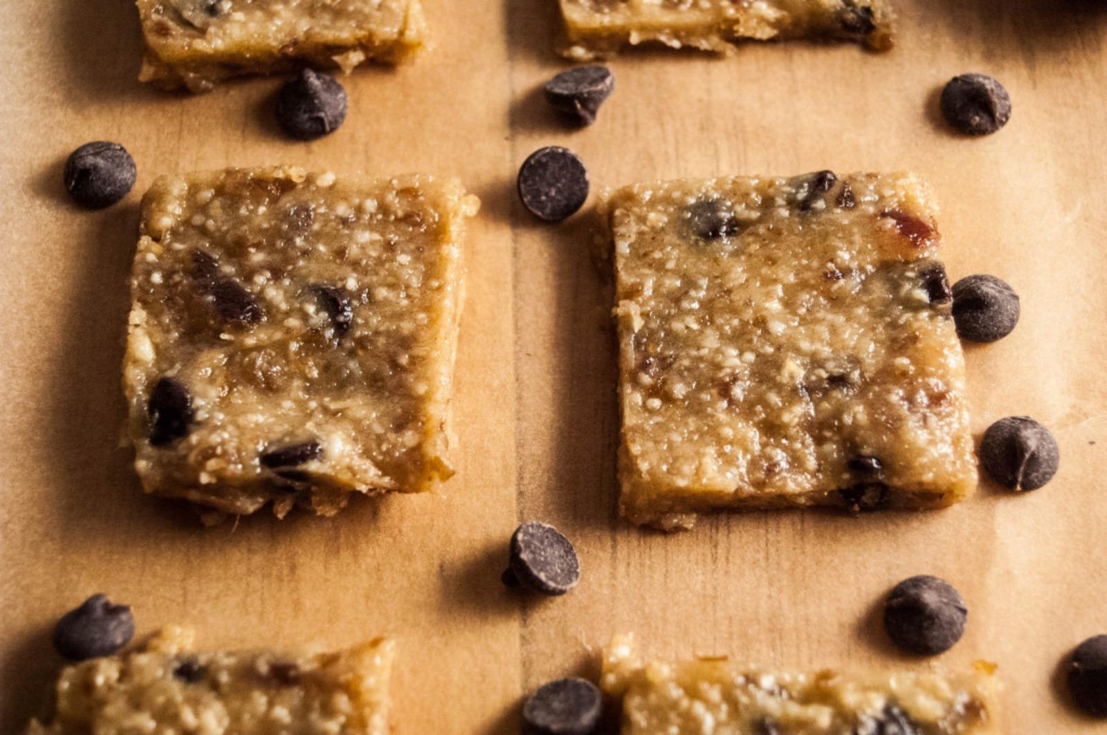 No Bake S'Mores Bites [Vegan, Raw]