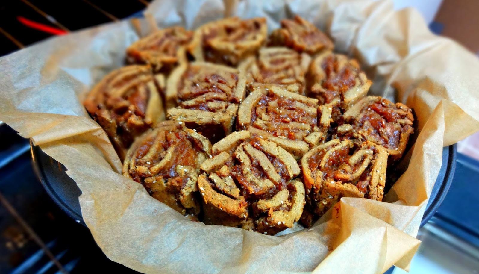 Superfood Cinnamon Rolls