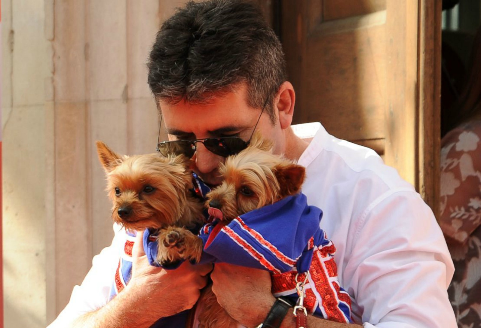 10 Famous People You Would Never Know Are Die-Hard Animal Lovers