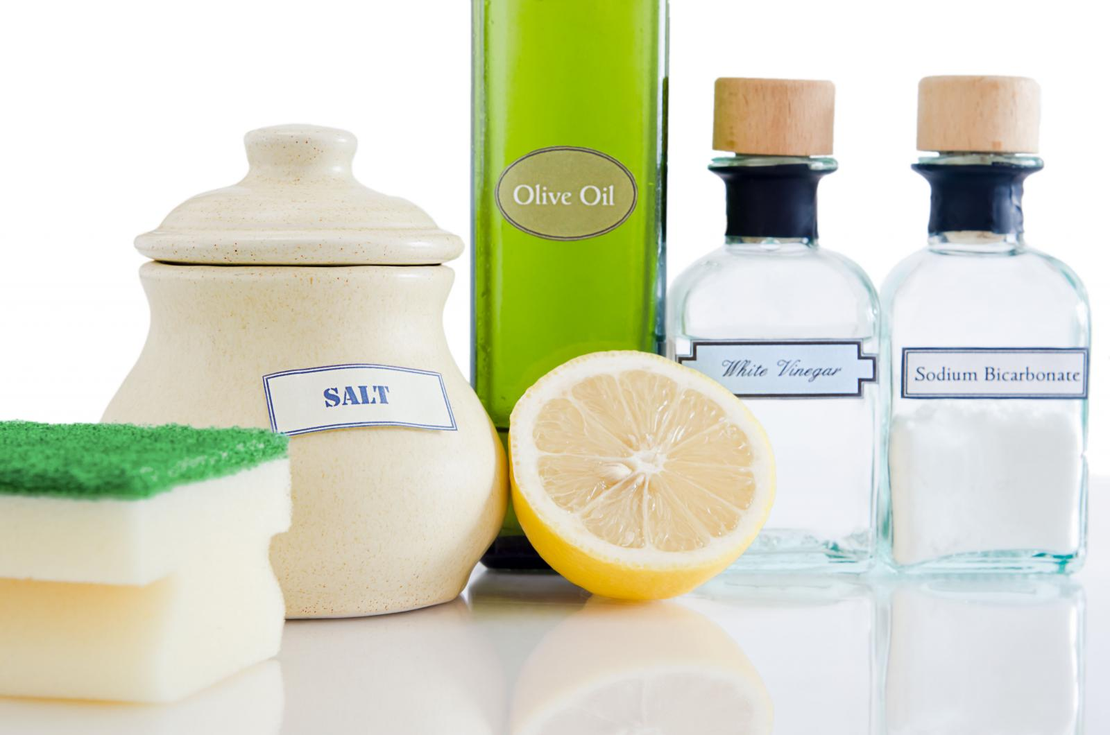 Your Eco-Friendly Recipe Box For At Home Cleansers
