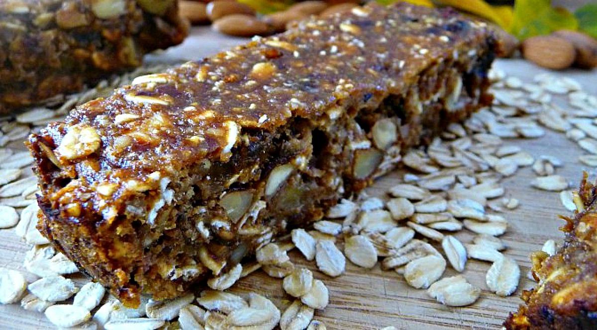 Vegola Granola Bars [Vegan, Gluten-Free]