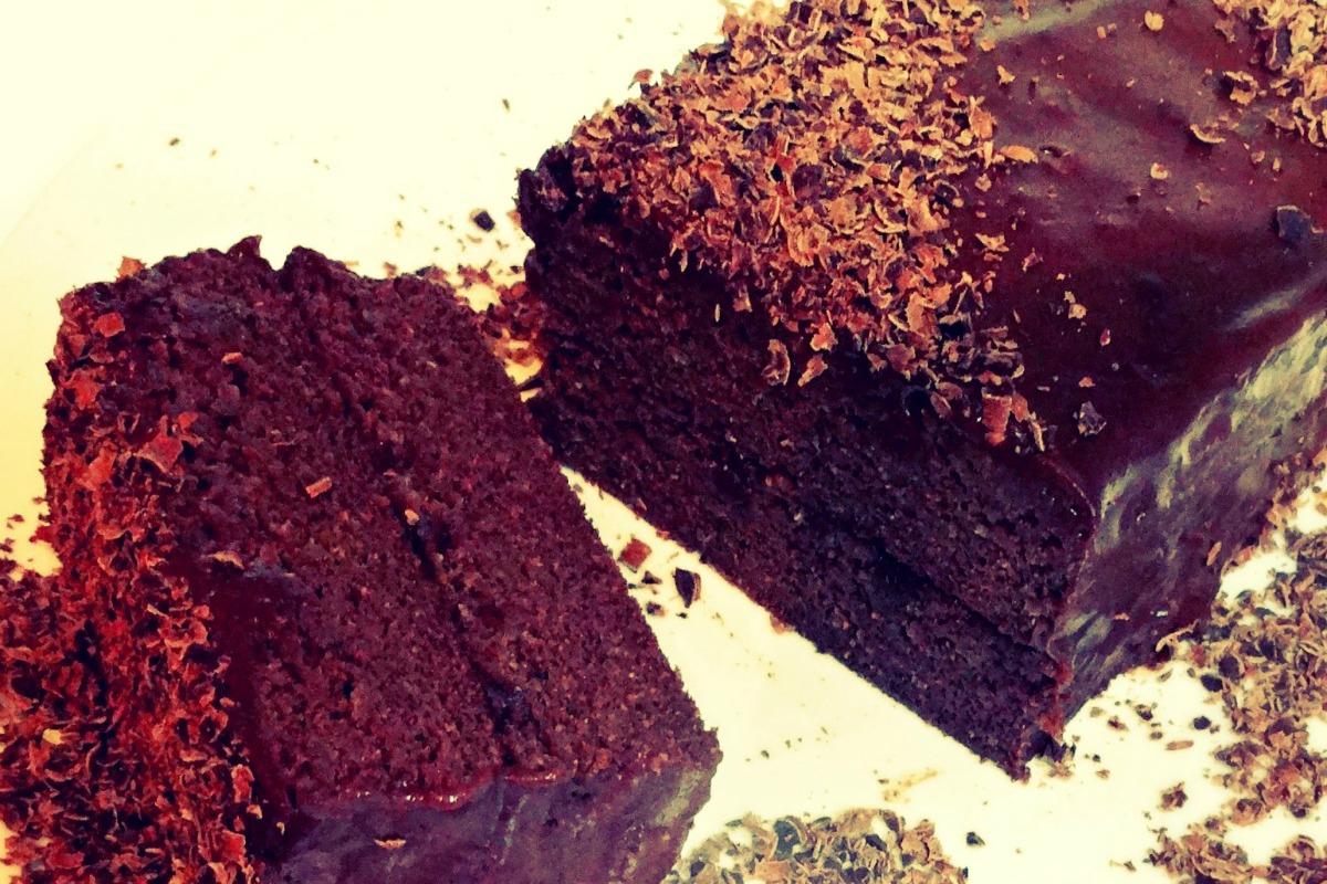 Gluten-Free Grain-Free Vegan Birthday Cake!