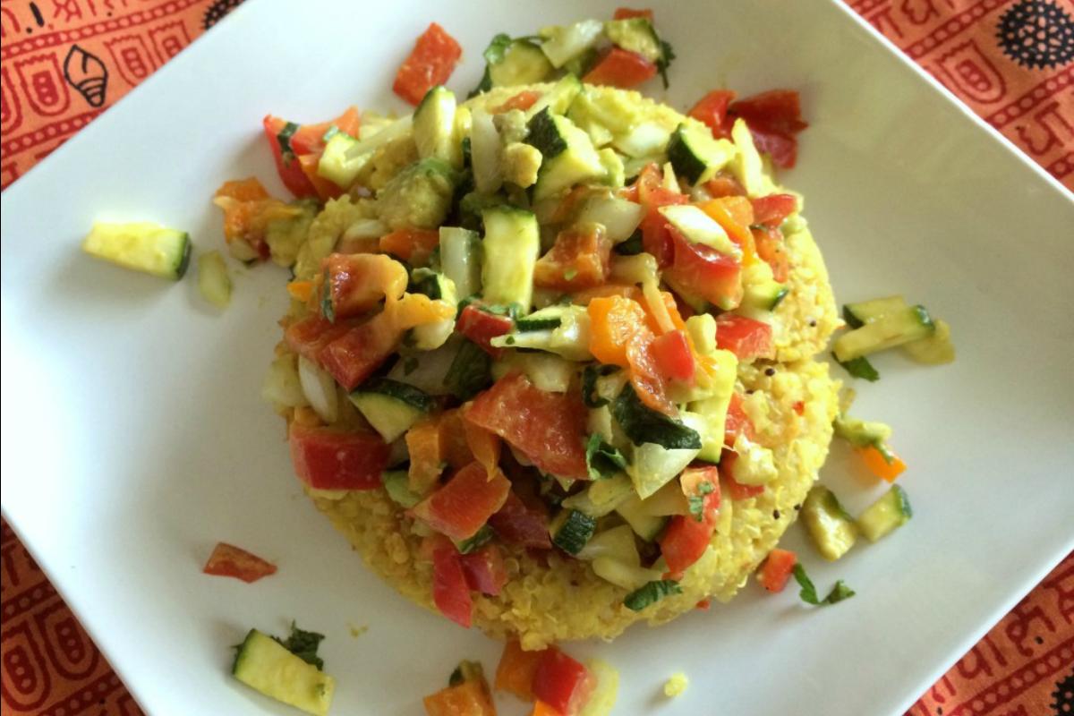 Kitchari – The Nutritious Ayurvedic Detox Dish [Vegan]