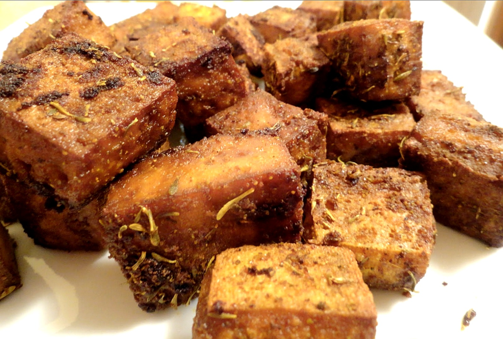 8 Reasons You Hate Tofu And How To Change That One Green