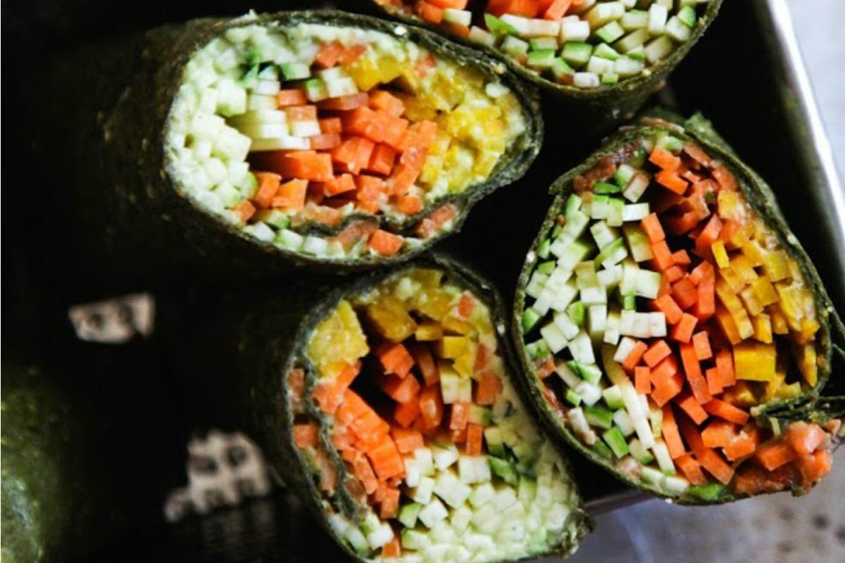 Rawsome Wraps [Vegan, Gluten-Free]