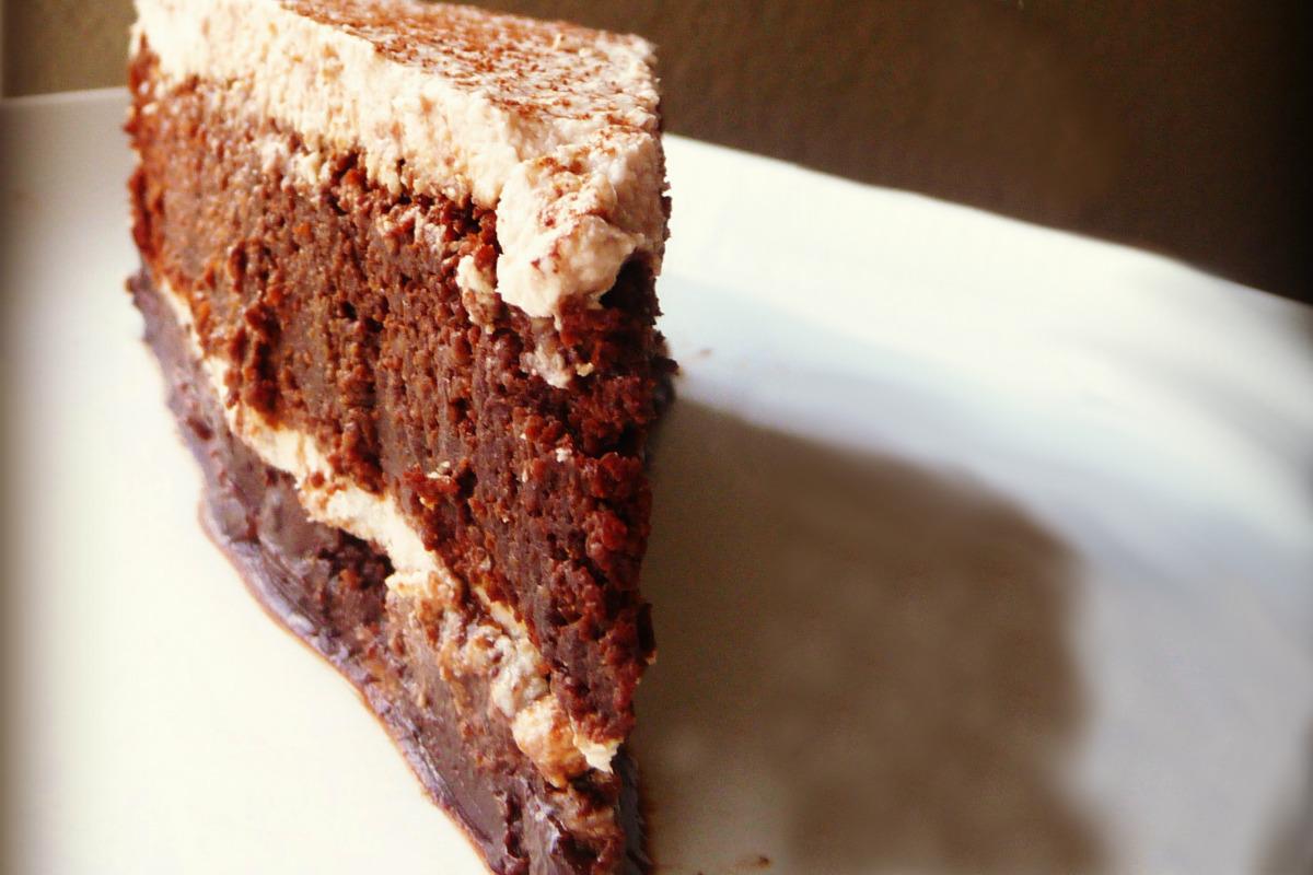 Chocolate Lovers Cake [Vegan, Gluten-Free]