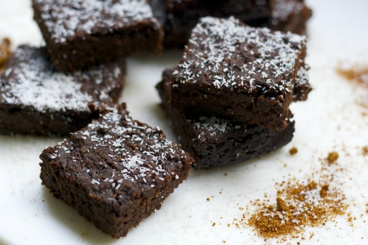 sweet potato brownies