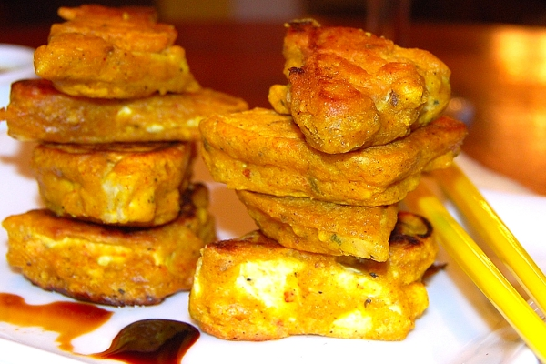 Tofu Pakoras