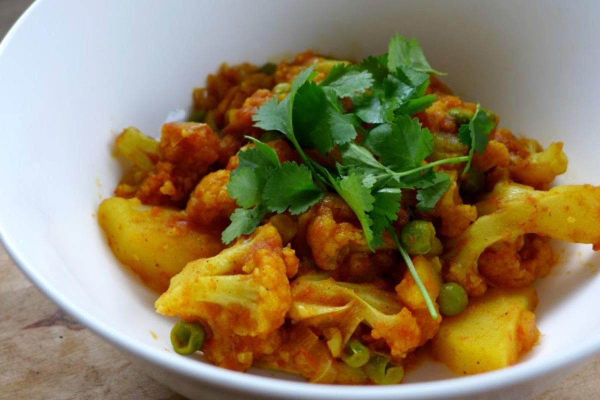 Aloo Ghobi [Vegan, Gluten-Free]
