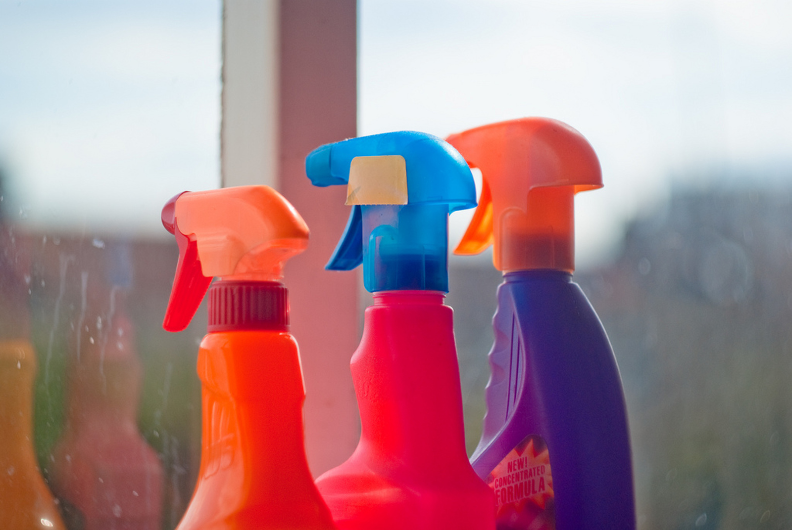 Do Consumers Have a Right to Know What Chemicals are in Cleaning Products?