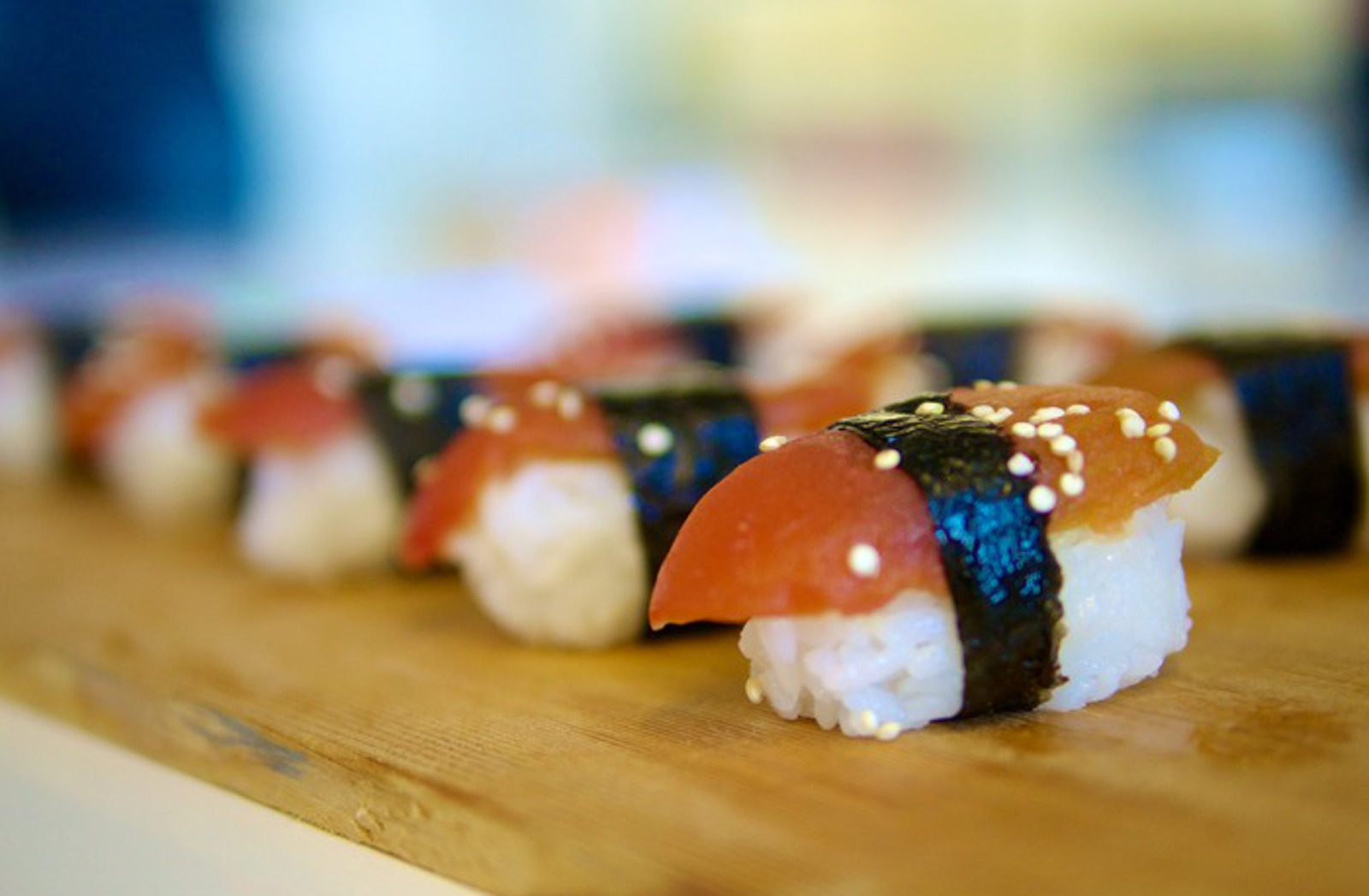 How Your Sushi Habit is Fueling Marine Destruction and Human Slavery in Thailand