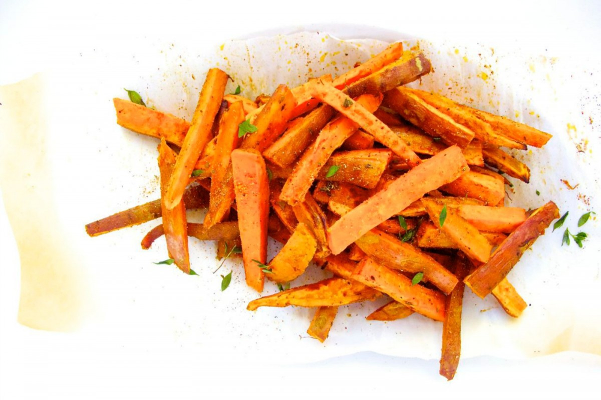 How To Make Perfectly Crispy French Fries Without Frying