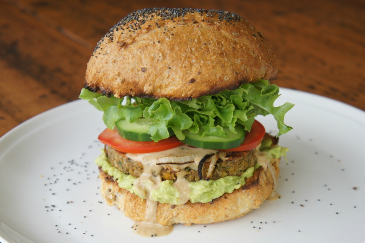 Seriously Good Veggie Burgers [Vegan, Gluten-Free]