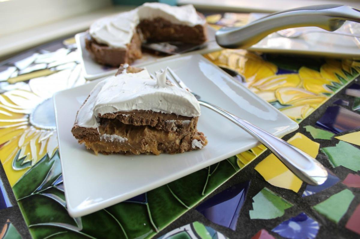 Caramel Cheesecake [Vegan, Gluten-Free]