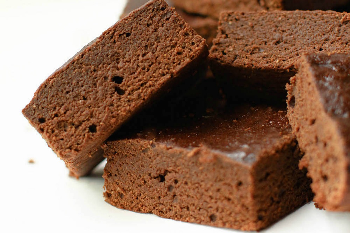 Plantain Brownies [Vegan, Gluten-Free]