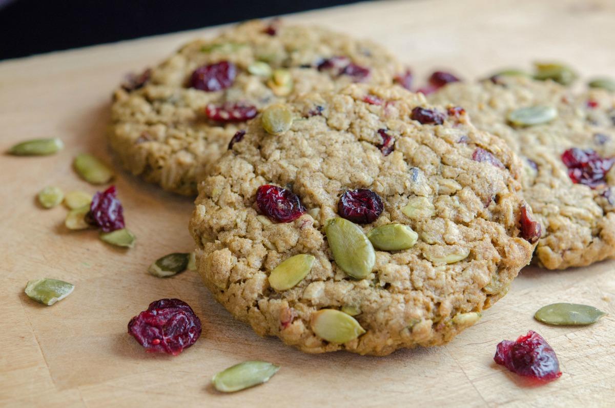 Harvest Cookies [Vegan]