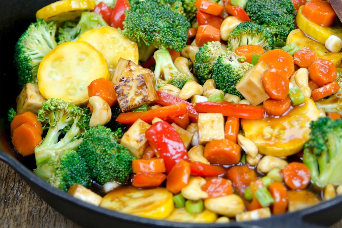 Ultimate Teriyaki vegetable Stir-Fry