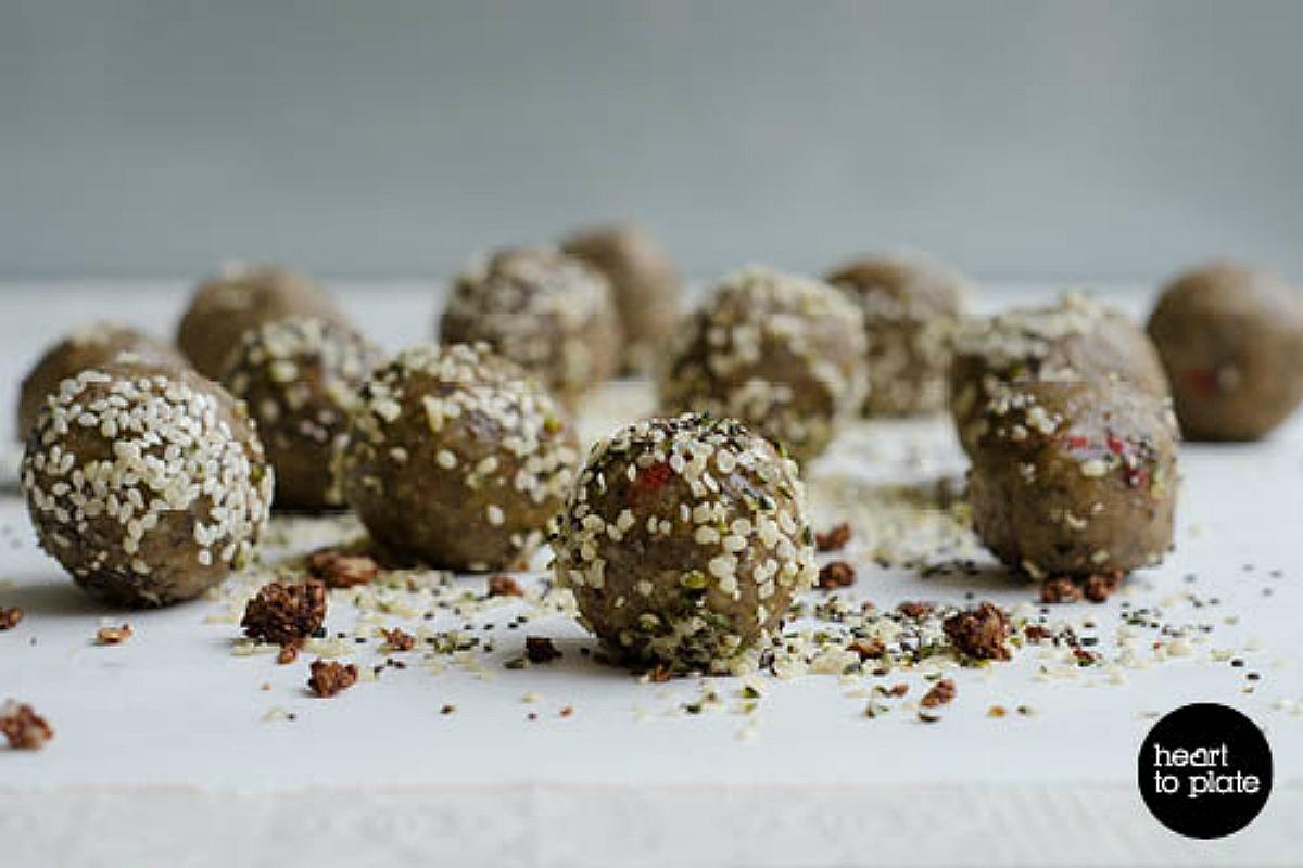 Superpower Protein Balls