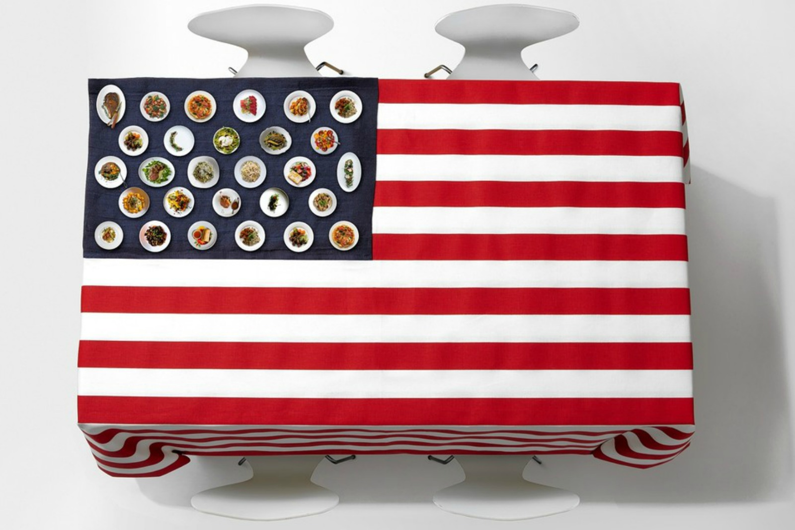 If Everyone Ate Like Americans, Here's What Would Happen to the World