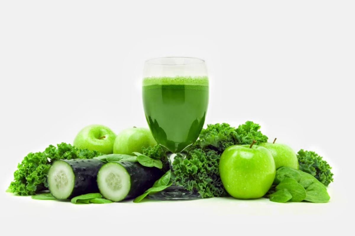Lean, Mean, Green Juice