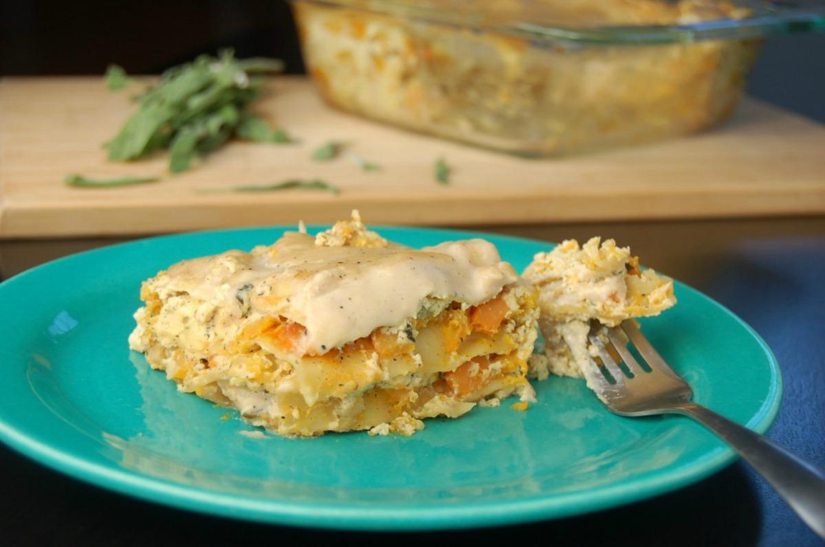 The Best Vegan Lasagna You Will Ever Make [Gluten-Free]
