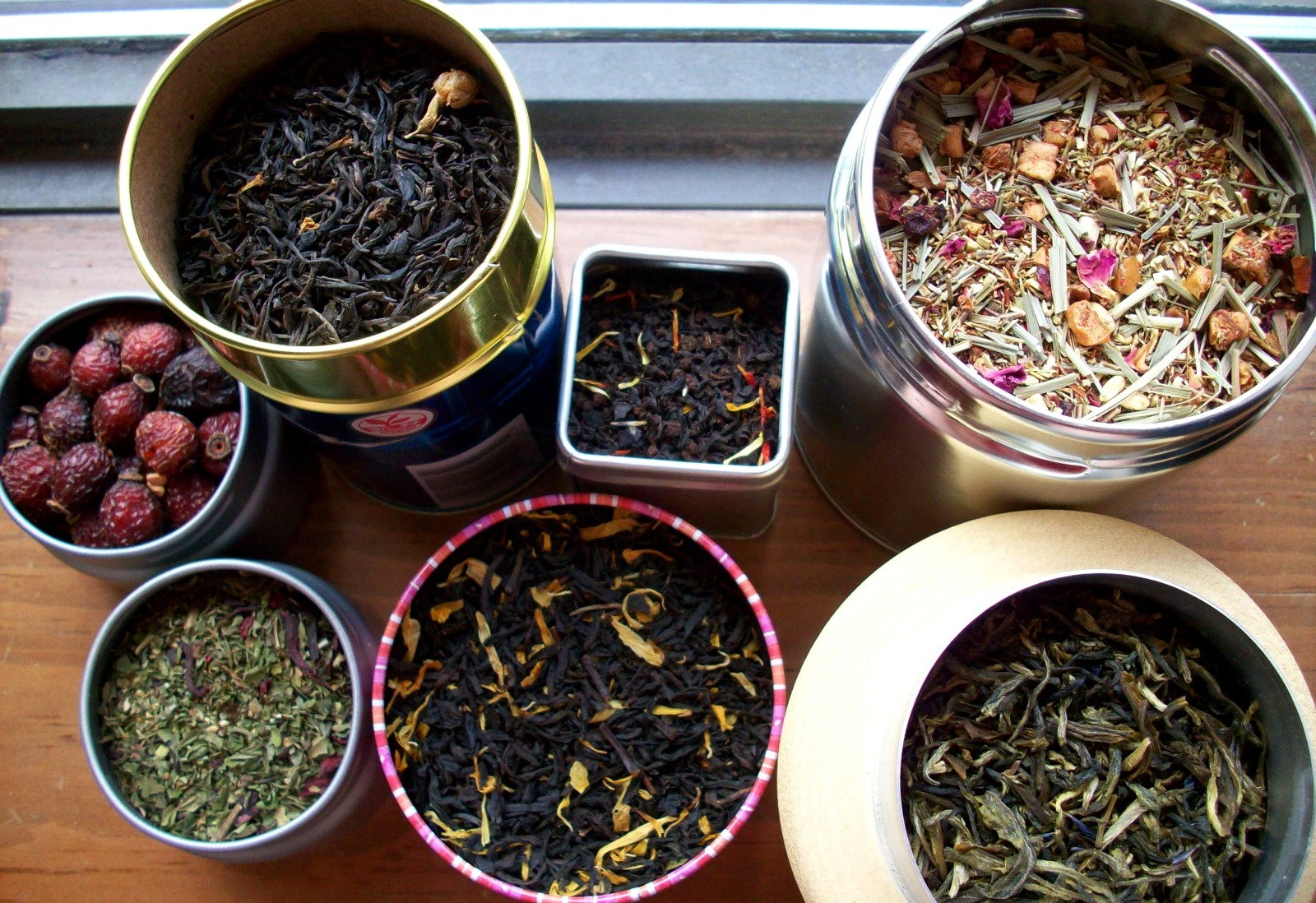 10 Tasty Teas and What They Are Good For