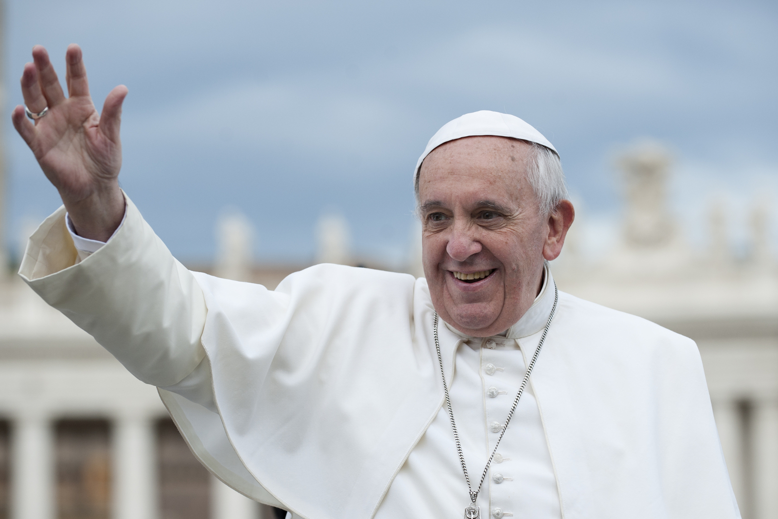 Pope Francis's Unreserved Embrace of Animal Protection