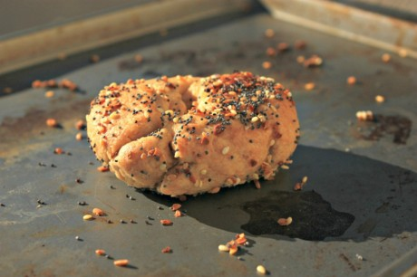 Everything Bagels From Scratch! (They're Easier Than You Think!) [Vegan]