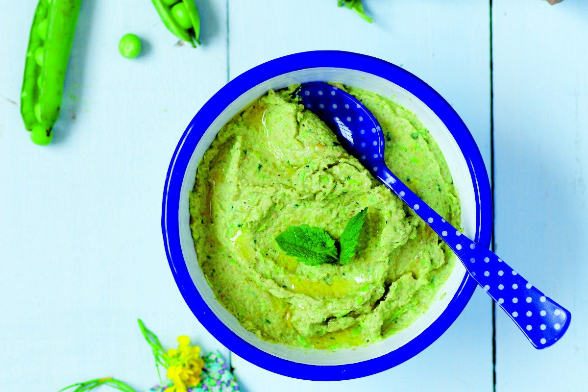 Inner Peas: Perfect Pea Purée [Vegan, Gluten-Free]