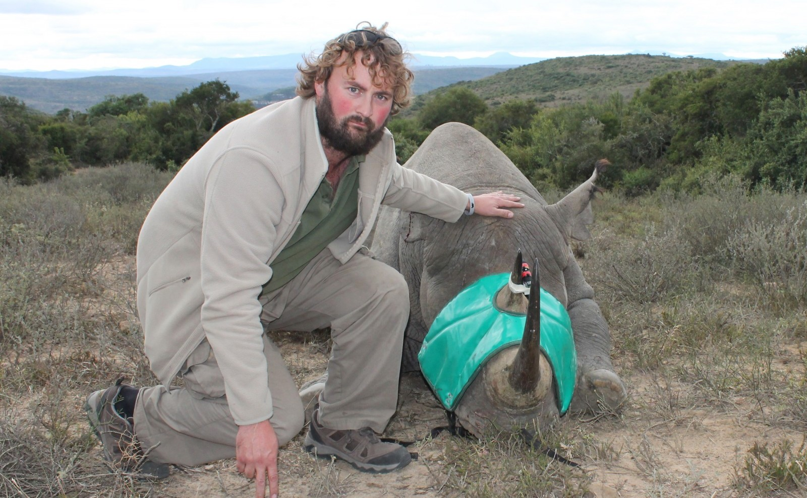 Could This NEW Groundbreaking Technology Put an End to Rhino Poaching?