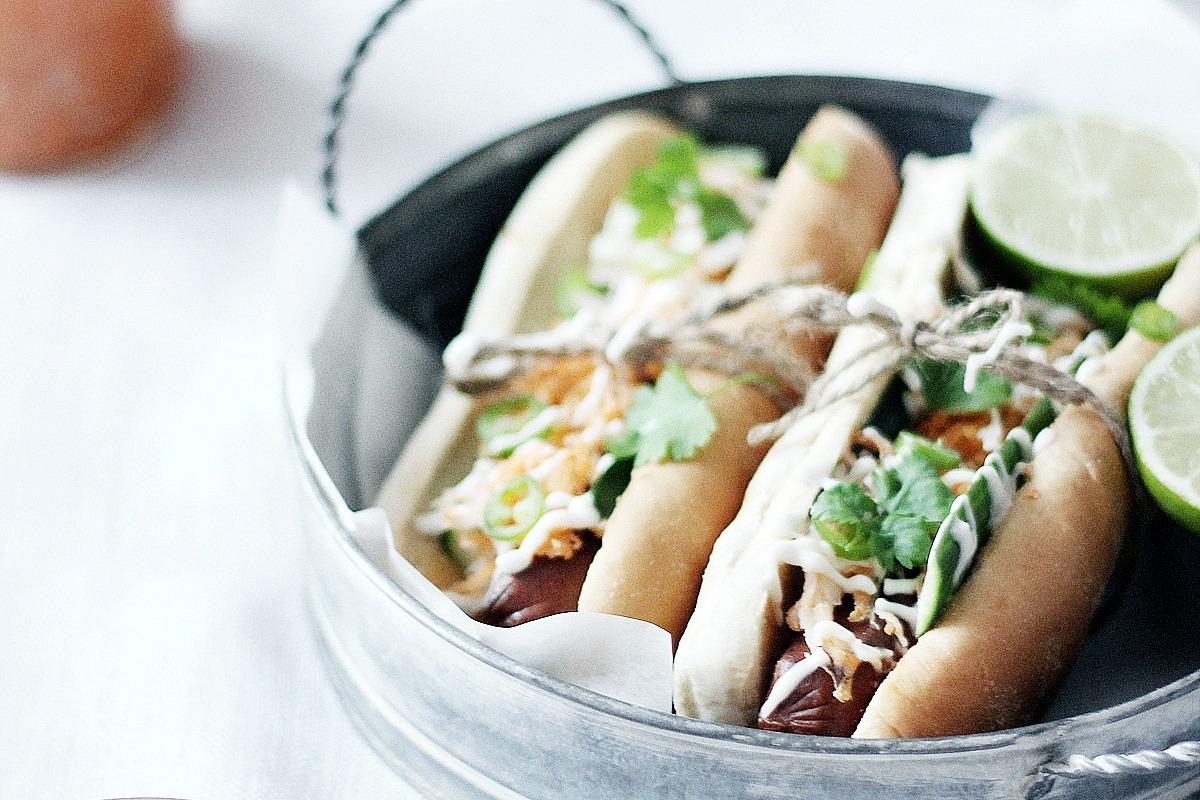 Vegan Bánh Mì Chay Dog