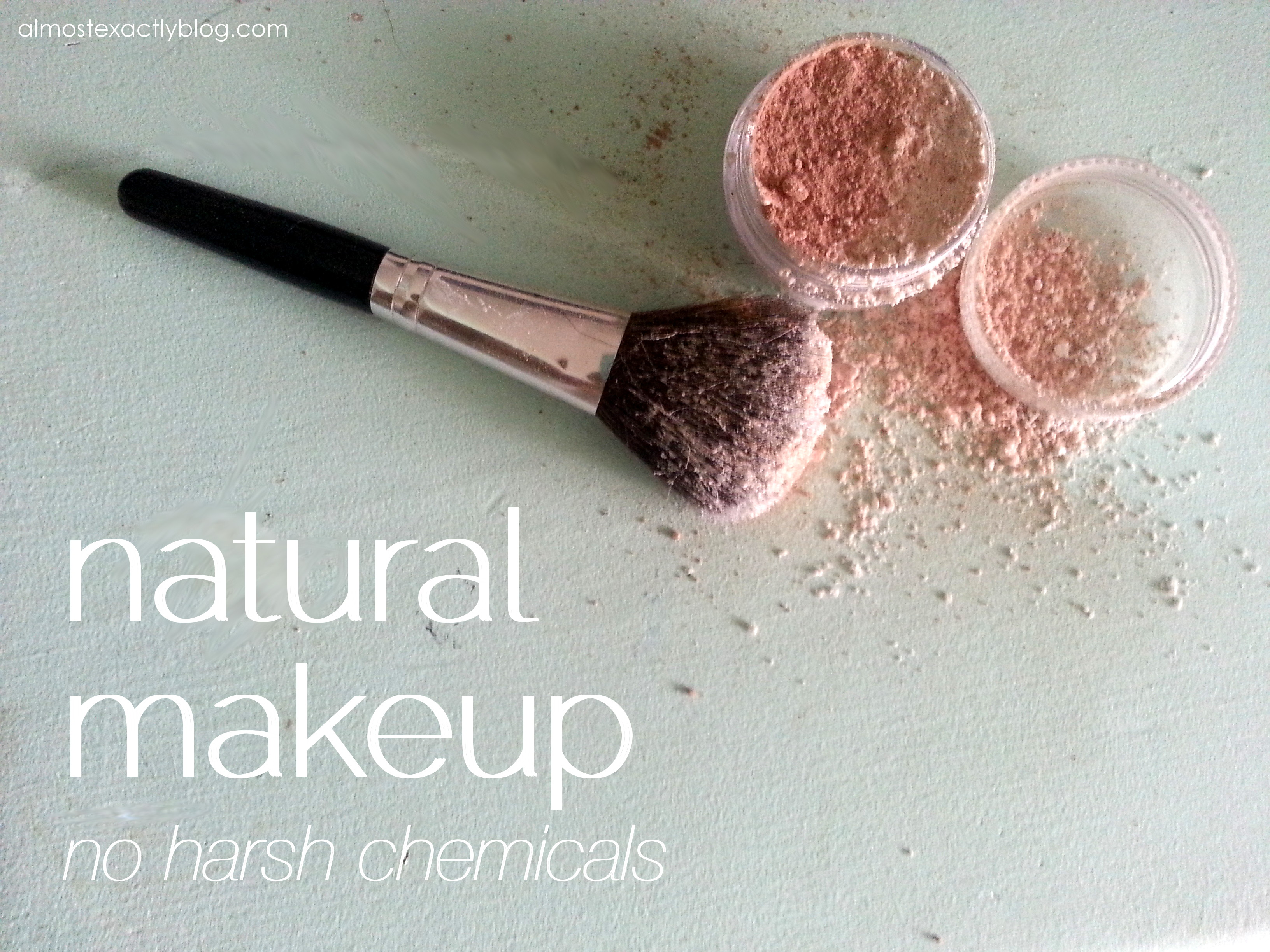 DIY natural make-up