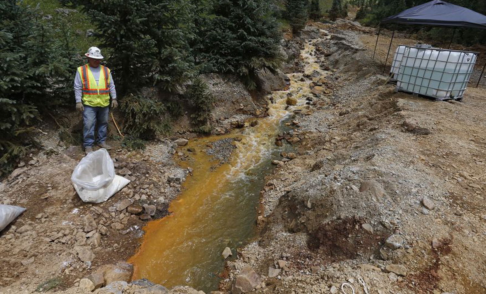 EPA Gold Mine Spill Poses Threat to Human and Animal Health. Who is Holding Them Accountable?
