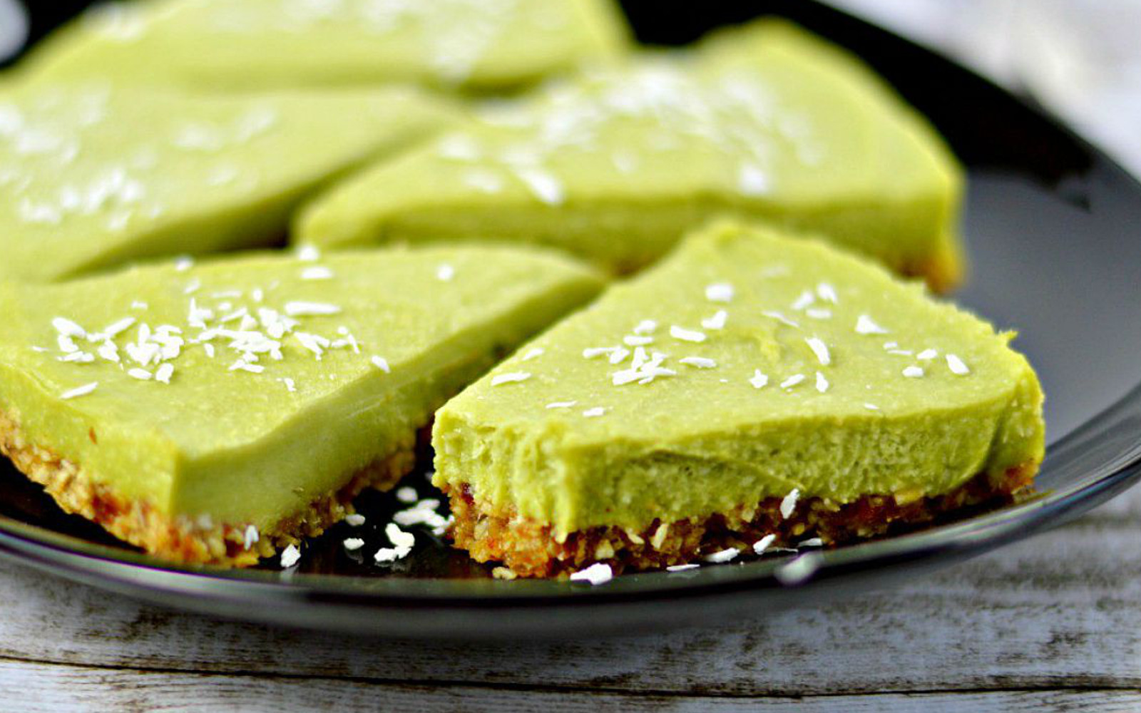 Naturally Delicious Key Lime Pie