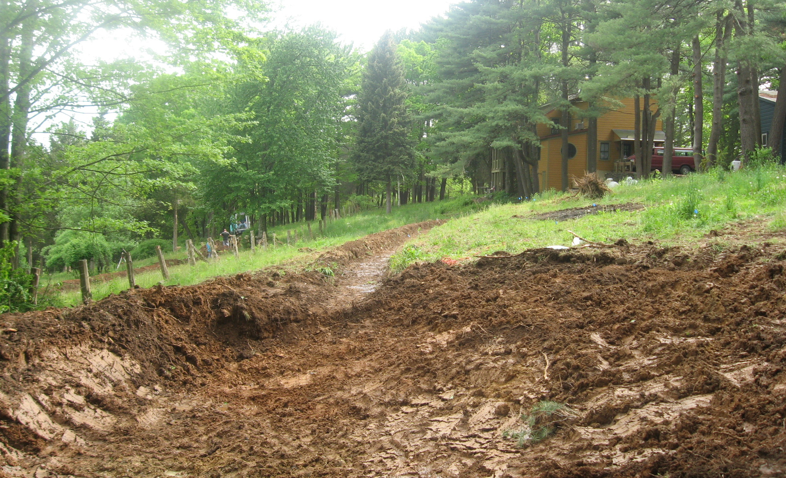 Permaculture Magic: Why Swales Are Swell for the Garden