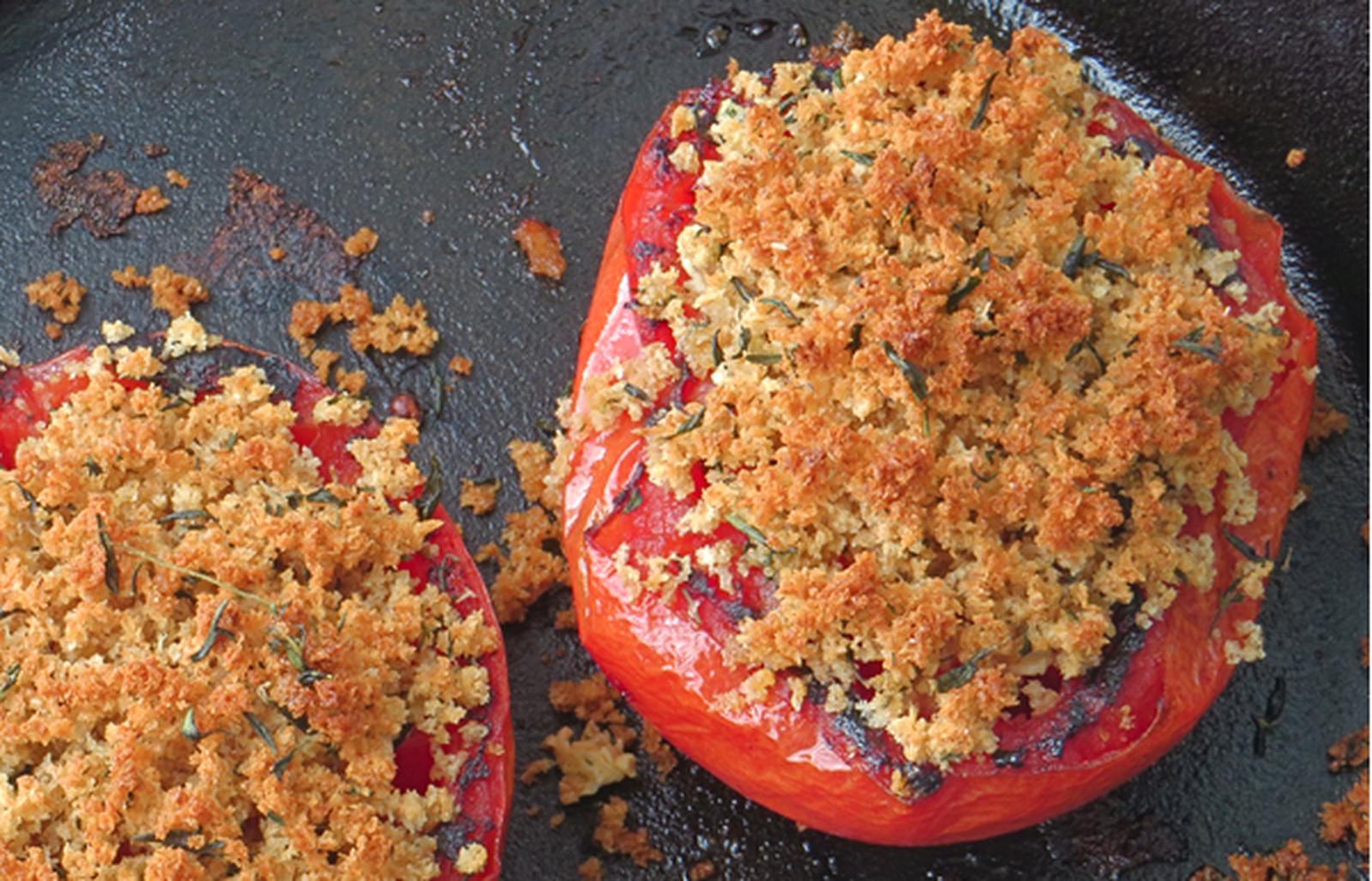 Tomatoes Provençal [Vegan]