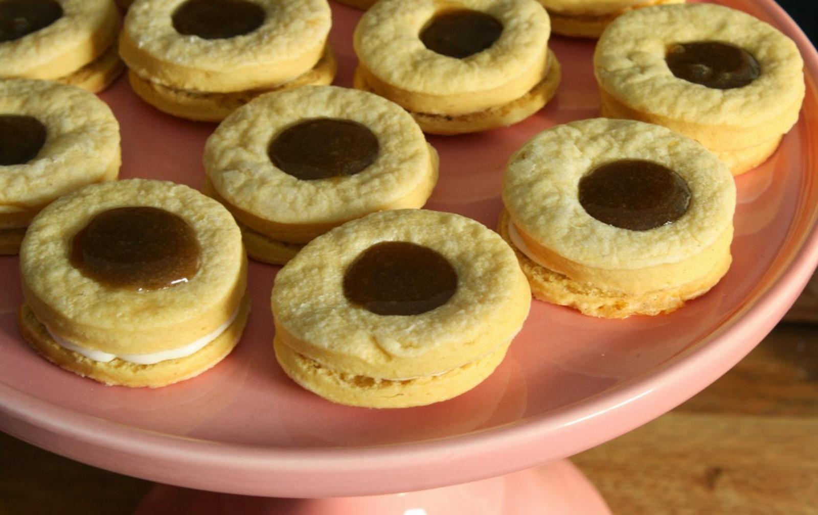Butterbeer Cookies [Vegan]