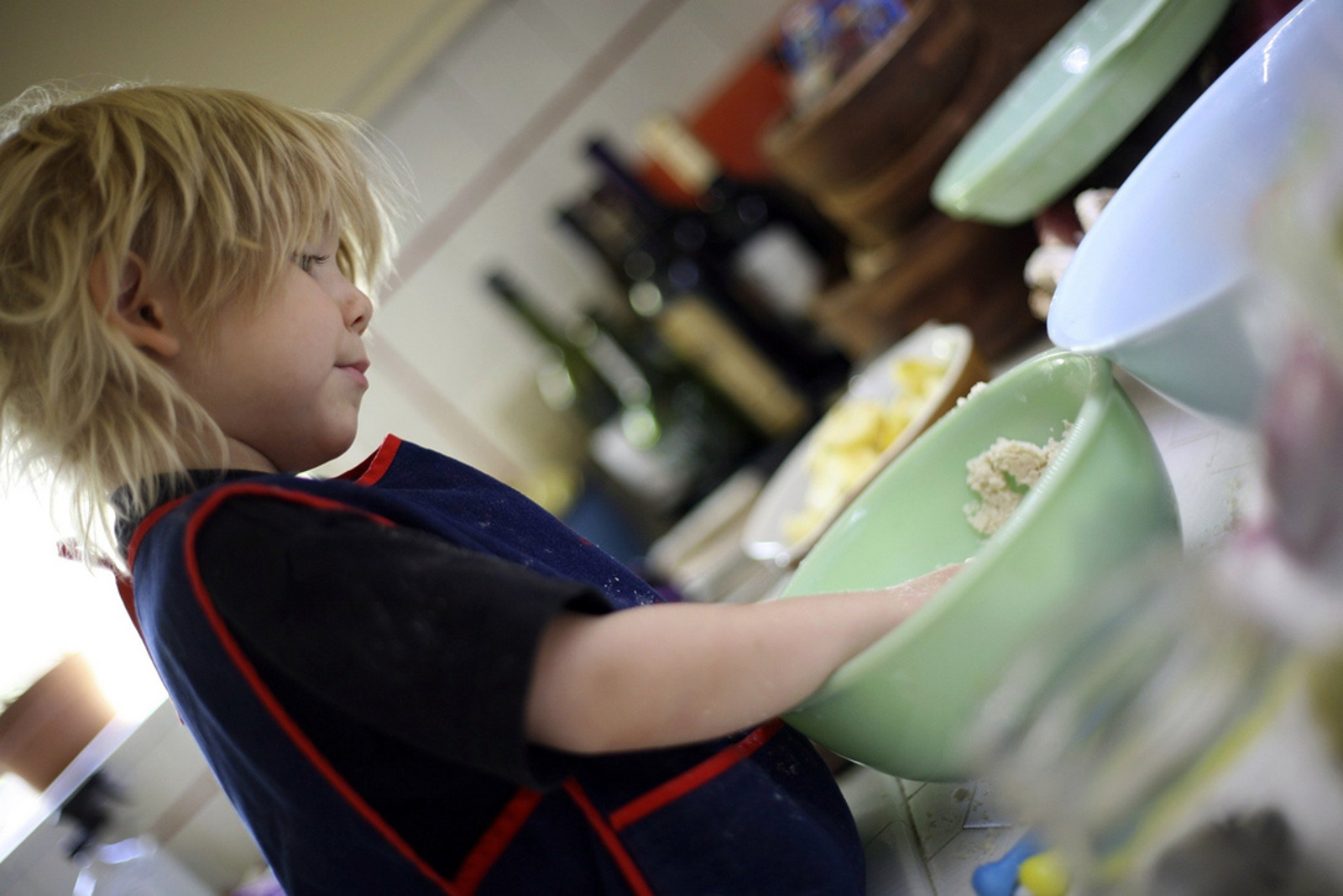 How to Get Kids Involved in the Kitchen and Why It's Important