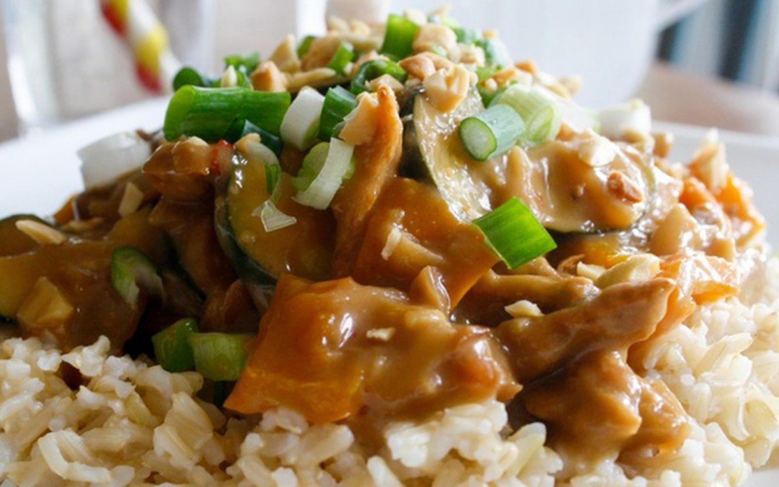Kung Pao 'Chicken'
