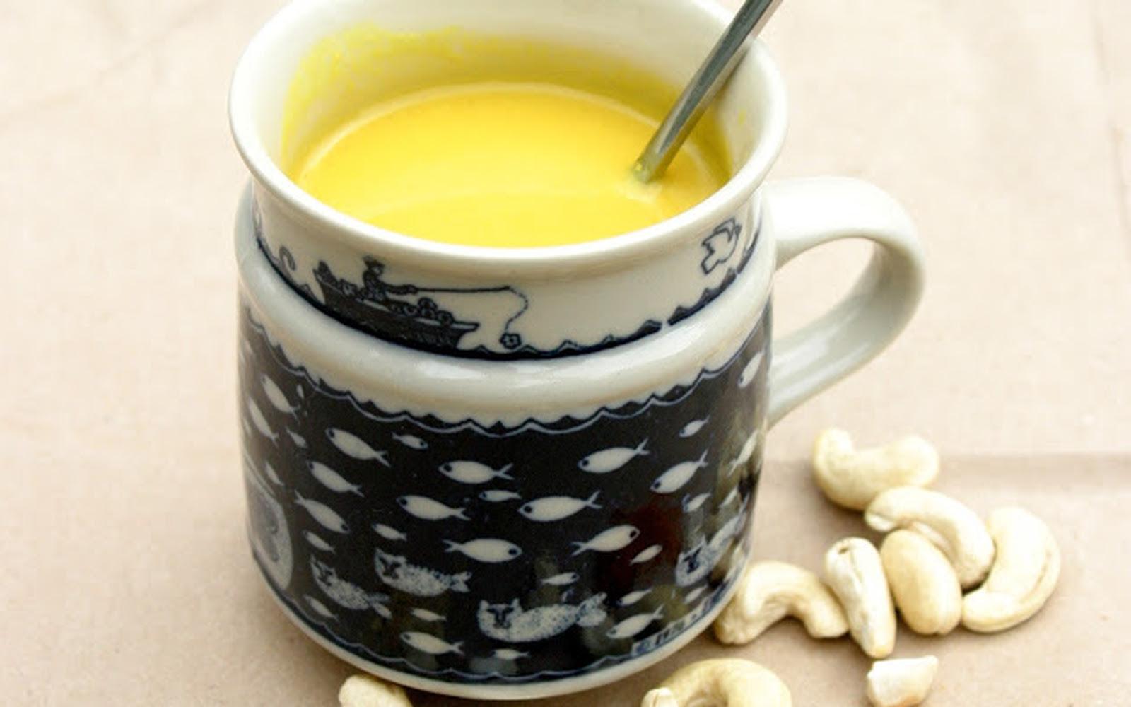 Liquid Gold Turmeric Latte