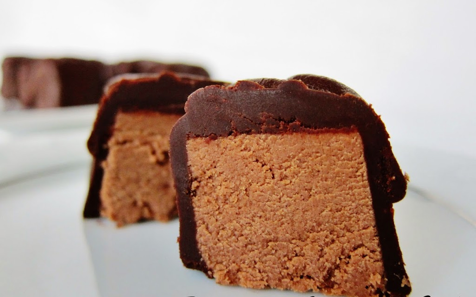 Raw Mini Three Musketeers Bars [Vegan, Gluten-Free]